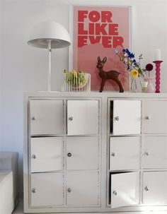 that's a really cute idea to keep storage items in. so keeping in mind for new room.