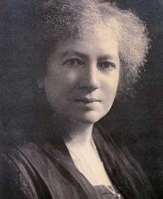 Mujeres con ciencia (@mujerconciencia) |  María Gordon. (1864-1939)  Geóloga y palentóloga