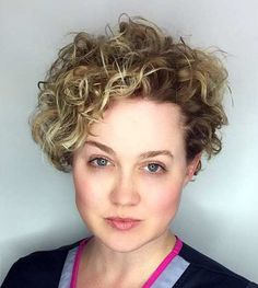 Hairstyles for Short Permed Hair Awesome Permed Hairstyles Short Hair Hairstyles by Unixcode Spiral Perm Short Hair, Loose Spiral Perm, Short Curly Hair, Short Hair Cuts, Perms For Short Hair, Loose Perm Short Hair, Spiral Perms, Curly Bangs, Thin Hair
