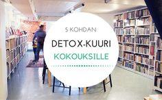 Vinkit siihen, miten tehdä kokouksista tehokkaampia ja hauskempia! Business Meeting, Finland, Detox