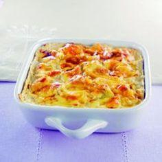 Flan de poireau au fromage 3 ProPoints // 3 SmartPoints Préparation :15 min Cuisson :30 min Repos (ou autre) :0 min Parts: 4 Ingrédients  8 pièce(s) Poireau  1 cc Margarine végétale