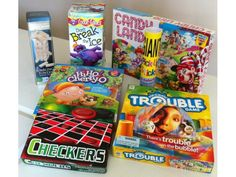 Parents Need to play games with their children. I am not talking about video games… but board games! Many of the games you played as a child are still being manufactured today. You probably have fo…