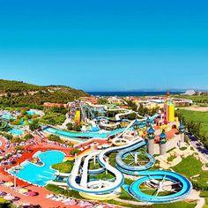 Türkiye'nin bir numaralı su parkı ile gün boyunca unutulmaz anlar yaşayacağınız Aqua Fantasy Aquapark Hotel Spa; eğlenceli bir tatil ile sizleri buluşturuyor! <3