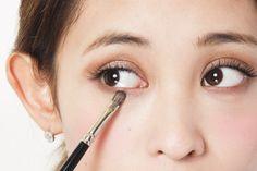 nice make up Beauty Makeup, Eye Makeup, Hair Makeup, Hair Beauty, Japanese Makeup, Korean Makeup, Makeup Lessons, Beauty Book, Makeup Tattoos