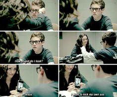 Lol I love Carl, terrifying as he is | Shameless