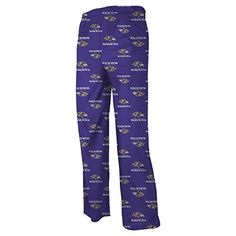 Baltimore Ravens Youth NFL Logo Pajama Pants  https://allstarsportsfan.com/product/baltimore-ravens-youth-nfl-logo-pajama-pants/  Elastic waistband Manufactured by Outerstuff All over printed graphics