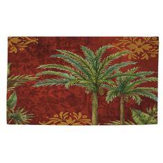 Thumbprintz Palms Pattern I - Rug