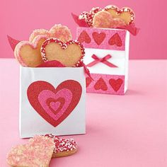 pop up card heart box for valentine's day
