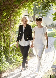 Ruby Rose and fiancee Phoebe Dahl (granddaughter of author Roald Dahl)