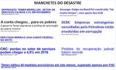 """Além d'Arena: Tributo aos idiotas do """"Fora Dilma!"""" IV"""