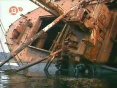 Una exploración en busca de algunos de los cientos de barcos que naufragaron a lo largo de los siglos en la peligrosa ruta del Estrecho de Magallanes