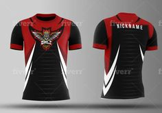 Fiverr freelancer will provide T-Shirts & Merchandise services and design jersey for esports,soccer, etc in 24 hours including Design concepts within 1 day Sport Shirt Design, New T Shirt Design, Sport T Shirt, Tee Design, Shirt Designs, Cricket Uniform, E Sport, Shirt Template, Team Uniforms