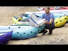 Best budget inflatable kayak search, review and tips for novice kayakers. - YouTube Inflatable Kayak, Best Budget, Kayaking, Budgeting, Search, Water, Tips, Youtube, Research