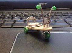 mis muñecas Triciclo Hello Kitty