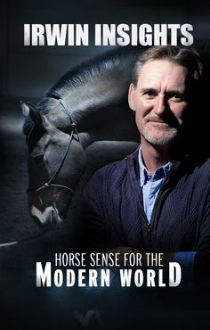 Learn how Chris Irwin's eventful life led him to develop his extraordinary awareness for body language and how you and your horse can benefit from it. In one hour he can completely change your view on horses. With common horse sense, he explains how you can become someone who your horse respects and trusts, opening up a new world of possibilities.  Watch him now on HorseLifestyle.TV