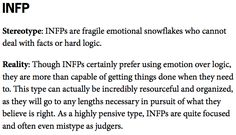 How Each Myers-Briggs Type Contradicts Their Own Stereotype