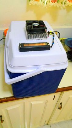 Diy Peltier Cooler