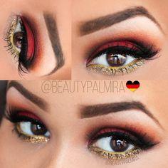 Beauty Palmira DE: Los Deutschland!
