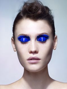 Sunday Times Style - December - Michael Baumgarten - 2015 www.lisaeldridge.com #LisaEldridge #makeup #beauty #SundayTimesStyle