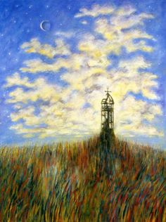 The lighthouse from Abarat by Clive Barker <3