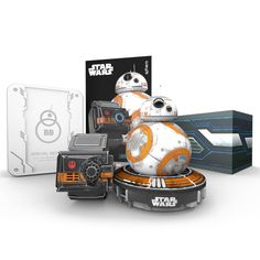 Buy Sphero Star Wars BB-8™ Special Edition Bundle here at Zavvi. We have great prices on games, Blu-rays and more; as well as free delivery available, so be sure not to miss out!