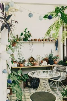 ATELIER RUE VERTE , le blog: Collectif Project Inside / Couleurs et plantes ... vertes /