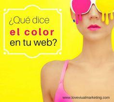 """Os traigo el segundo artículo sobre la serie """"El Color"""". Esta vez voy a hablartesobre los colores web, analizando ocho colores y su significado con algunos ejemplos de webs que lo ilustran a la perfección. La idea es conocer qué significados tiene el color y nuestro comportamiento frente a ellospues son clave para el éxito"""