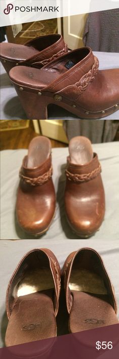Ugg kaylee womens clog Gently worn great quality UGG Shoes Mules & Clogs