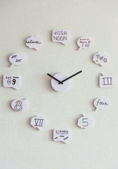 diy crafts for teen girls bedroom. DIY Cute clock for teen girl room diy crafts for teen girls bedroom. DIY Cute clock for teen girl room Cute Clock, Diy Clock, Clock Ideas, Diy Crafts For Teens, Room Ideas For Teen Girls Diy, Teen Diy, Easy Crafts, Teen Girl Rooms, Room Girls