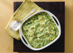 All the flavors of everyone's favorite party dip all baked into a potato side from Liz Pearson.