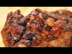 This Recipe For Slow-Roasted Honey Glazed Pork Is So Delicious