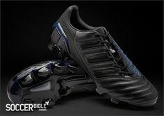 pretty nice 0421f 9b898 adidas Football Boots - adidas adipower Predator TRX FG Black Out - Firm  Ground - Soccer Cleats - Black