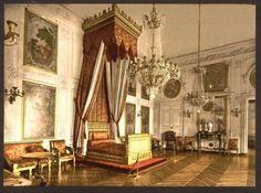 Queen Victoria's bedroom at Versailles