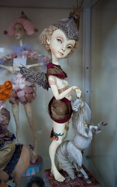 """All about dolls - Club Studio """"Doll Collection"""" (part two)"""