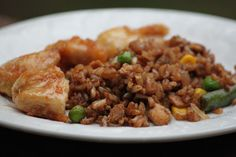Bread, Brownies, and Beyond: Fried Rice and Sweet and Sour Chicken