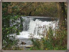 Waterfall, Port Dover, Ontario