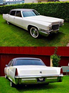1969 Cadillac Fleetwood Sixty Special Sedan