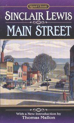 Main Street, by Sinclair Lewis