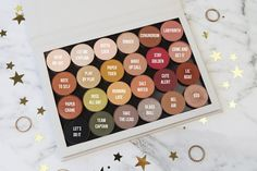 About my Colourpop Pressed Shadow custom palette with swatches. Colourpop Pressed Eyeshadow, Colourpop Palette, Colour Pop, Colourpop Super Shock, Self Watering, Best Makeup Products, Beauty Products, Swatch, Shadows