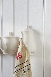 Coffeepot Towel Hanger - Rivièra Maison - Handdoekhaakje