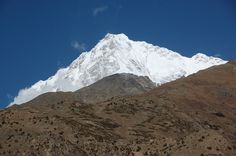 Nanga Parbat - the Naked Mountain