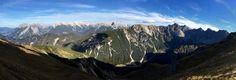 Karwendel View #Bavaria #Austria #Alps Bavaria, Alps, Austria, The Outsiders, Mountains, Nature, Travel, Naturaleza, Viajes