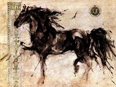 Horse Art 1