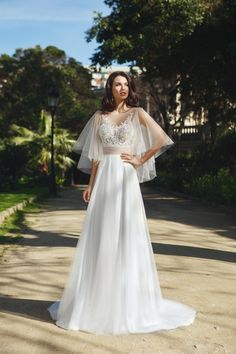 Ricca Sposa 2018 Hola Barcelona Collection MAYA