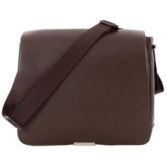 c0414040159c Louis Vuitton Taiga Grizzli Vitktor Crossbody 867642 Brown Leather  Messenger Bag