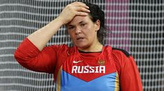 World discus champion Darya Pishchalnikova could face a life ban from the sport if she is found guilty of taking a prohibitive substance. Anabolic Steroid, Sensitivity, Coming Out, Compassion, Sheep, Athlete, Russia, Connection, Champion