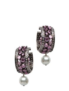 Online shopping on designer brands for women clothing. Discount shopping on designer dresses, footwear, handbags, watches, accessories and much more at Styletag India Discount Shopping, Retail Therapy, Bling Bling, Diamond Earrings, Branding Design, Footwear, Future, Clothes For Women, Pink