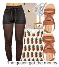"""""""✨ - Kylah"""" by trillest-queens ❤ liked on Polyvore featuring Allurez and Chicnova Fashion"""