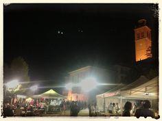 """""""Capriolo e borlenghi"""" Sagra di Polinago, Modena"""