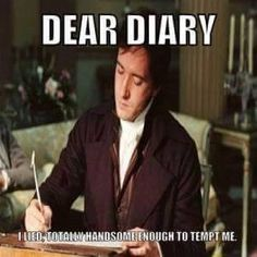 Mr Darcy's Confession